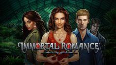 Die Beziehungen zwischen Vampiren und Werwölfen sind wirklich endlos. Man kann bemerken, dass Immortal Romance ein perfektes Spiel für Halloween ist. Hier gibt es 243 Gewinnlinien, die immer fixiert sind. Viel Erfolg!