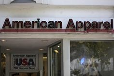 American Apparel to file for bankruptcy as soon as Monday: sources