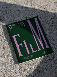 Building Information Modeling, Lettering, Typography Design, Branding Design, Cover Art, Contemporary Art Forms, San Francisco Symphony, Film Up, Plakat Design