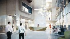 Glazed Software Factory Winning Proposal / HENN