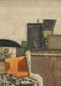Industrial Landscape- Prunella Clough