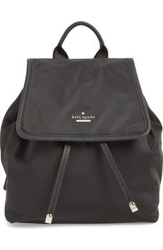 kate spade new york  molly  nylon backpack available at  Nordstrom Kate  Spade Handbags c463f6574fae6