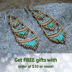 Enjoy our stocking stuffers! Receive FREE items when you spend $30 (Poso Bangles) or $50 (Poso Bangles + Jinpa Earrings + FREE SHIPPING) above. Until December 31st only. #Earrings #Camila #Boho #Fabulous  #BohoJewelry #BeadWork  #Beachwear #GoldPlated #Fierce #Jewelry #FreeSpirit #WildHeart #GypsySoul #IndianJewelry #DangleEarrings #BohoChic #Bohemian #BohemianJewelry #GypsyNecklace #HolidaySale #Sale #ChristmasSale #JewelrySale #ChristmasGift #ChristmasGiveAway #JewelryGiveAway #GiveAway