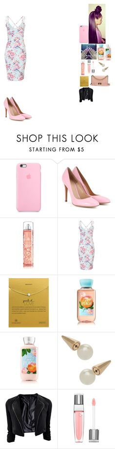 """""""- happy easter -"""" by foodislyfe ❤ liked on Polyvore featuring Gianvito Rossi, Dogeared, Chanel, Miss Selfridge and Lancôme"""
