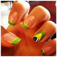 12 Mejores Imágenes De Paises Best Nail Designs Fingernails