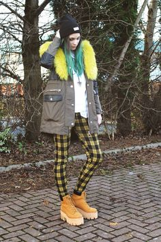 Vague grunge fashion blog