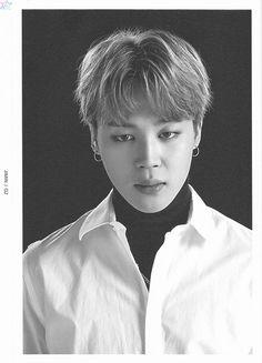 Park Jimin || BTS || Black and white