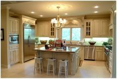 6 Aware Tips: Kitchen Remodel Pictures Floors galley kitchen remodel pass through.Kitchen Remodel Cost Back Splashes tiny kitchen remodel laundry rooms.U Shaped Kitchen Remodel Pantries. Kitchen Remodel Pictures, Budget Kitchen Remodel, Galley Kitchen Remodel, Ranch Kitchen, Kitchen Stove, Kitchen Under Cabinet Lighting, Small Kitchen Cabinets, Kitchen Islands, White Cabinets