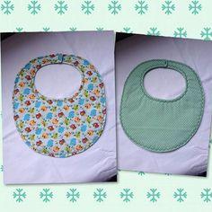 Babador para bebê #patchwork #patchaplique #coisasdebebe #bebê #bebêdamamãe #bebêlindo #babador