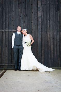 Trouwdag van Margriet & Eddy - Pinterested @ http://wedspiration.com.