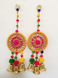 Diya Decoration Ideas, Diwali Decoration Items, Handmade Decorations, Decor Ideas, Diy Crafts For Home Decor, Diy Crafts For Gifts, Diwali Craft, Diwali Diya, Bollywood Theme Party