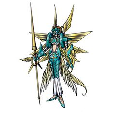 Digimon World Championship: Ophanimon