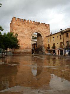 Arco de Elvira, Granada. (vía flickr)