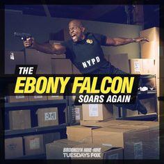 """S1 Ep14 """"The Ebony Falcon"""""""