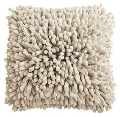 stuco trends textiles Kissenhülle Spiky 45 x 45 cm natur -  #romodo.de