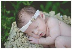 Outdoor Newborn Photographer   Lovely Fitzgerald Photography   Dallas, TX #outdoornewborn #gardenbaby #dallasnewbornphotographer
