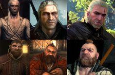 The Evolution of Geralt and Zoltan - http://ift.tt/1UxffOn
