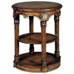 Ambella Home Collection - Column Accent Table - 07059-900-002  SPECIAL PRICE: $840.00