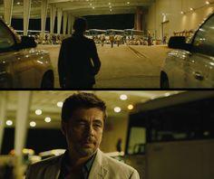 Cinematographer Roger Deakins breaks down his lighting of several scenes in SICARIO.