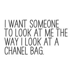 I have Chanel do you?