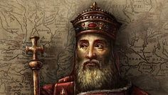Charlemagne or Charles the Great, numbered Charles I, was King of the Franks from King of the Lombards from 774 and Emperor of the Romans from He united much of Europe during the early Middle Ages. History Lesson Plans, World History Lessons, Teaching History, Family Tree Research, Holy Roman Empire, Early Middle Ages, Ancient History, Archaeology, Famous People