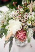 English Garden Wedding - Centerpieces