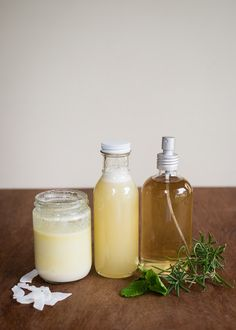 3 Homemade Hair Treatments for Dandruff and Thinning Hair | HelloGlow.co