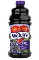 Welch's Juice Coupon 2013 ~ $0.50/1 ~ COUPON ALERT ~ Time to print a great Welch's juice coupon for $0.50 off any one 64 oz bottle of 100% grap
