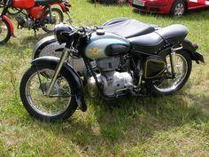 1958 Simson AWO 425 Sport
