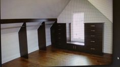 Looks really good... smart for dressers in closet