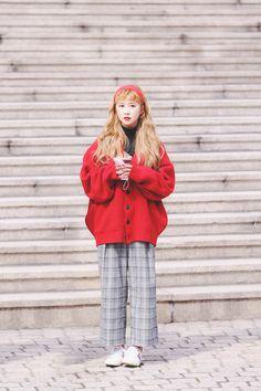 Fandom, Cheng Xiao, Cosmic Girls, True Beauty, Scarlet, Winter Jackets, Kpop, Sign, Twitter