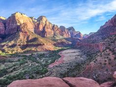 Legend has it that The Watchman, an iconic 6555 ft / 1998 m peak, stands guard over the beauties of Zion Canyon. Watchman Trail, its namesak. Zion National Park, National Parks, Online Travel Sites, Zion Canyon, Nature Images, Best Cities, Best Hotels, Utah, Traveling By Yourself