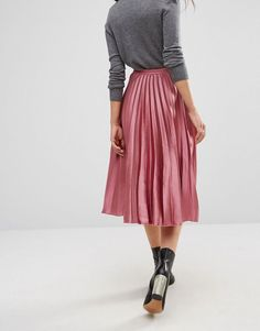 Free Shipping Release Dates Cupro Skirt - keep calm skirt by VIDA VIDA Good Selling Cheap Perfect WJP1X