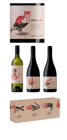Juxtapose wine for Millennials : ) PD