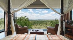 Four Seasons Serengeti Lodge Tanzania