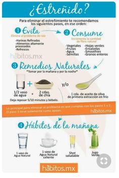 remedios naturales rapidos para el estreñimiento