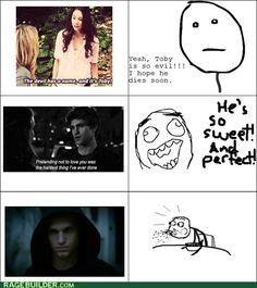 Haha so true :) Toby