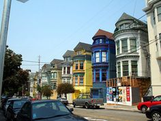 Haight-Ashbury   Haight Ashbury la zona más alternativa y hippie de San Francisco