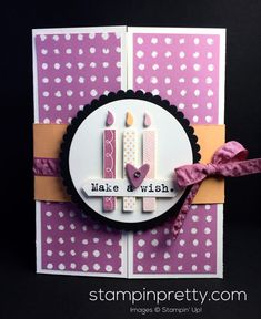 ORDER STAMPIN' UP! ON-LINE! Check out this fabulous blog hop of over 20 hand stamped card ideas. 1000+ card samples & daily tips on my blog.