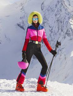 Goldbergh Luxury Sports - Goldbergh Luxury Sports Ski Fashion, Luxury Fashion, Womens Fashion, Boss Babe, Girl Boss, Ski Magazine, Ski Girl, Ski Wear, Suit Shop