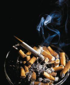Smoking :)
