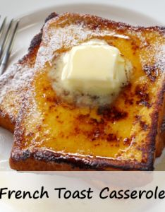 Sunny Anderson's French Toast Casserole Recipe is just one of many brunch recipes she's sharing with us.