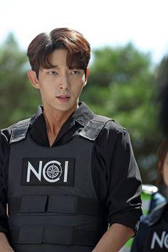 Lee Joon Gi Criminal Minds - Namoo Actors official naver