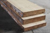 Brugte planker & tømmer - høj kvalitet, gode priser - Genbyg A/S