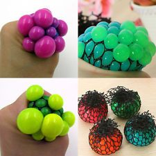 55102b4f41112 38 Best Mesh balls images in 2017 | Stress ball, Stress toys ...