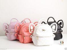 FAIRY WING backpack bubble pastel goth cute kawaii kerli harajuku amo bag sweet #Unbranded #Backpack