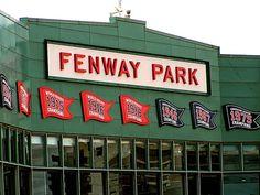 Fenway Park, Boston, MA.  Oldest baseball park in major league baseball.