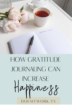 How Gratitude Can Increase Happiness/Does it Work by Natalie - People who regularly practice being grateful are happier. According to studies gratitude and increa - Strong Relationship, Relationships, Health Advice, Women's Health, Mental Health, Ways To Be Happier, Practice Gratitude, Gratitude Quotes, Mindful Living