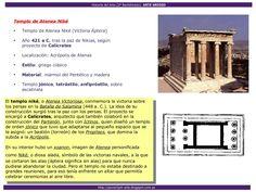 Arte Griego Ancient Architecture, Camilla, Ancient Greek Architecture, Athens, Greek, Art History, Artworks, Note Cards, Vintage Architecture