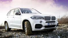 2014 BMW X5 offroad